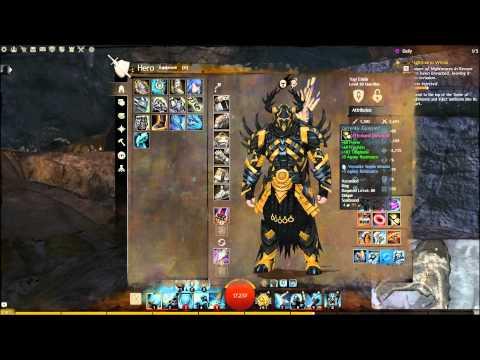 Guild Wars 2 - Guardian Build Overview - AH Guardian (High End PvE) w/Adam