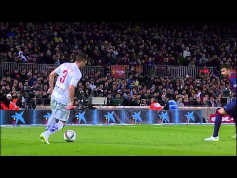 Resumen de FC Barcelona 1 0 Atlético de Madrid | Copa Del Rey Cuartos de final.