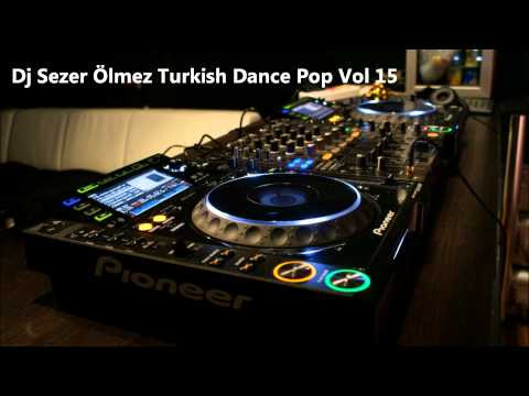 Dj Sezer Ölmez - Turkish Dance Pop Vol 15 - 2012 Live Sets-Türkçe set Türkçe remix