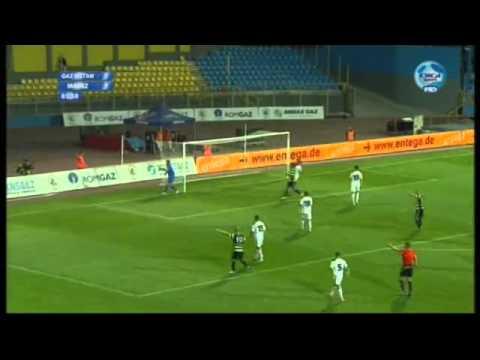 Gaz Metan Medias - FSV Mainz 05 1-1 (4-3) All Goals & Highlights 04-08-2011
