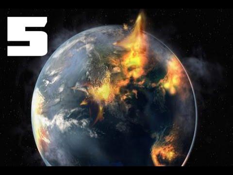 5 ЭКСПЕРИМЕНТОВ КОТОРЫЕ МОГЛИ УНИЧТОЖИТЬ ЗЕМЛЮ