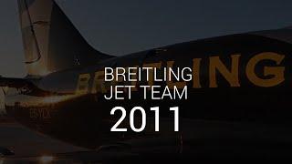 Breitling Jet Team East Mediterranean Tour 2011