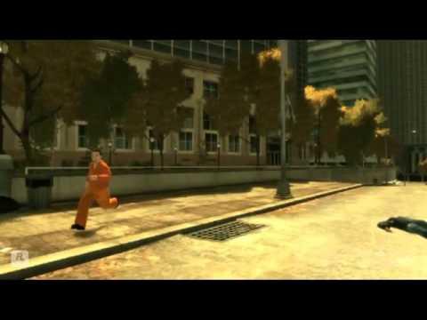 GTA 4 Xbox 360    Mod  Zombie Mod