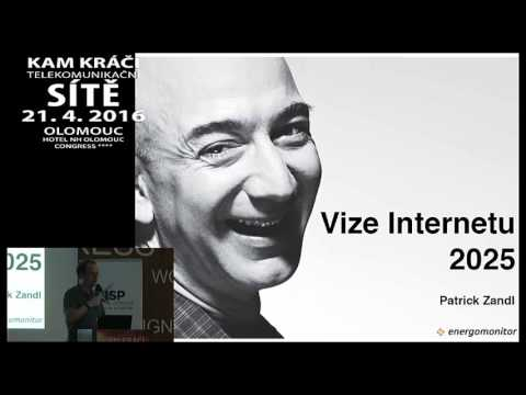 Internet v roce 2025 - Patrick Zandl