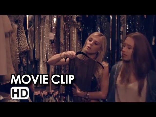 "The Bling Ring ""Paris Hilton's House"" Movie Clip 2013"