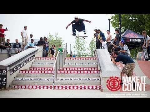Element Make It Count - East Coast Trip
