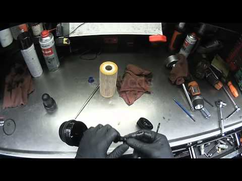 VW B5: Passat TDI BHW Oil Change (basics)