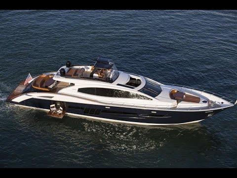 Yachts For Sale - 2012 Lazzara 92 LSX -