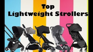 TOP LIGHTWEIGHT STROLLERS of 2020 - Which one is for you?