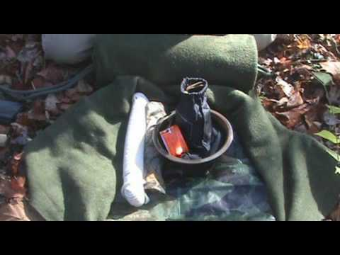 Building a Discount Bushcraft Kit Part 7 (The Blanket Pack)
