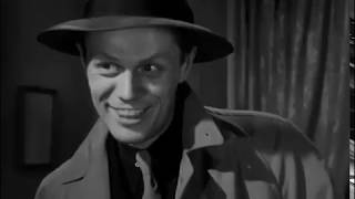 "Richard Widmark in ""Kiss of Death"" 1947"
