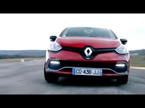 Test Drive Renault Clio RS Cup (Option Auto)
