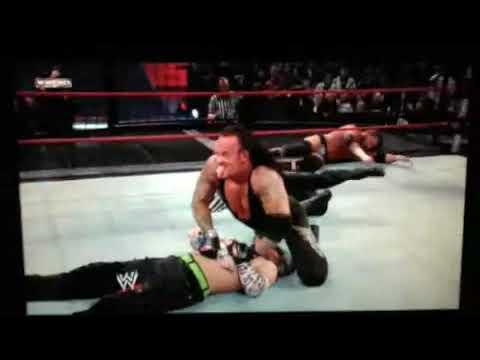WWE-ELIMINATION CHAMBER-2009