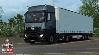 [ETS2 v1.31] Mercedes Actros MP4 Reworked v1.3 + ALL DLC´s ready
