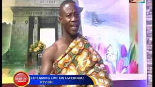 AMAMMERE TV :  OKOMFO ANOKYE WAS A TRADITIONAL PRIEST IN THE ASANTE EMPIRE.