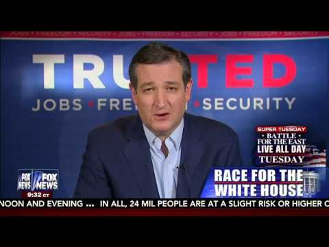 Ted Cruz on Hannity | April 25, 2016