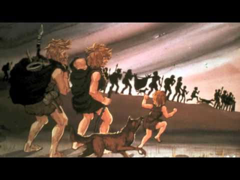 Kom med till Stenåldern 1 - YouTube Neanderthal 1