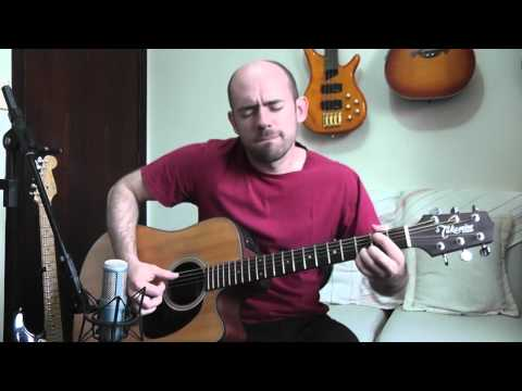 No woman, No Cry (Bob Marley) - Acoustic Guitar Solo Cover (Violão Fingerstyle)