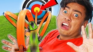 Ultimate HOT WHEELS Everyday Trickshots - Challenge