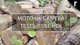 Moto G6 Camera Test: Video samples (Full HD)