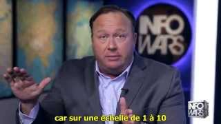 "Alex Jones: ""Quelque chose de grave arrive"""