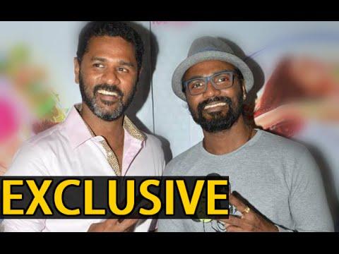 Remo D'souza And Prabhu Deva EXCLUSIVE Interview 'ABCD 2'   9xe.com