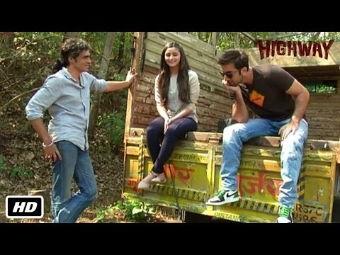 In Conversation About Highway And More - Imtiaz Ali, Ranbir Kapoor And Alia - Times Now - Part 1