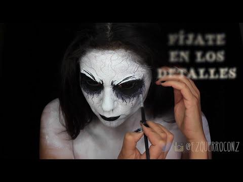 Maquillaje de Fantasma/Ghost makeup