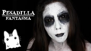 Maquillaje de Fantasma/Ghost makeup