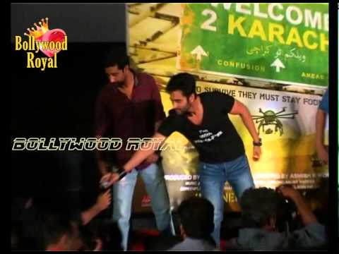 Trailer Launch Of 'Welcome To Karachi  2
