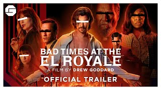 Bad Times at the El Royale [Trailer] – Parasite Style