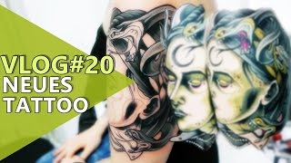 Vlog#20 Mein NEUES TATTOO  I SarahSorceress