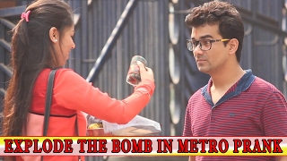 Be My Brother Prank with Bomb - Prank In India - ReUploaded | THF - Ab Mauj Legi Dilli
