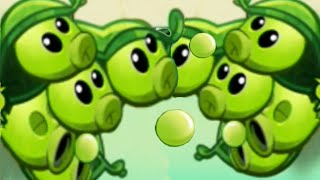 Plants vs. Zombies Heroes - Pea Pod Domination!