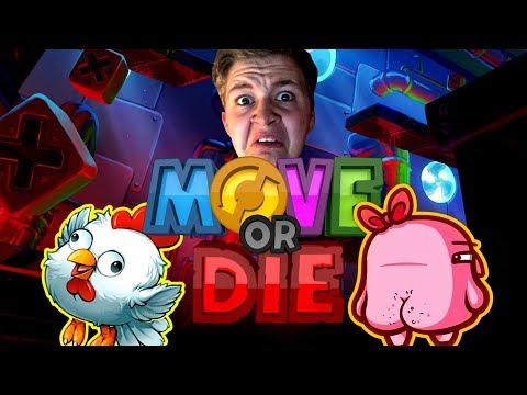 Neue Spiele? Toll.. - Move Or Die