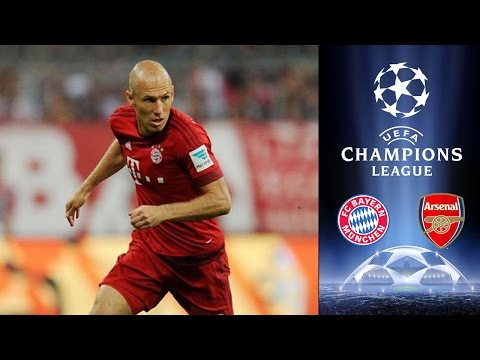 FC Bayern München vs  Arsenal FC | 04.11.2015 | UEFA Champions League | PES 2016