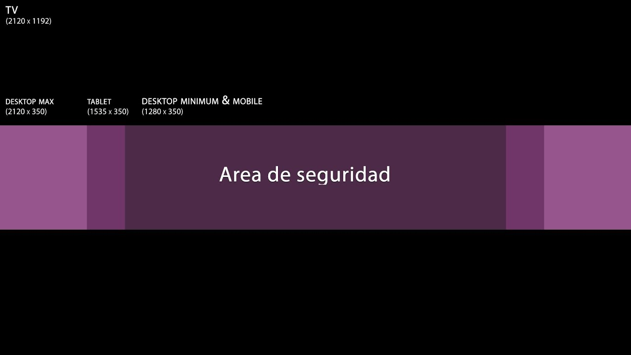 Plantilla Banner Youtube – Zooz1 Plantillas