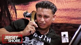 'She Already Stalked My Whole Life' Official Throwback Clip | Jersey Shore | MTV