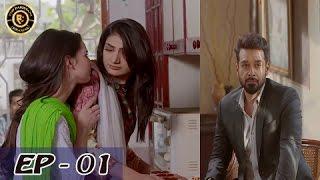 Zakham Episode 01 - 6th May 2017 - Faysal Qureshi - Sarwat Gilani - Top Pakistani Dramas