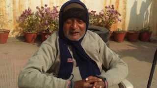 O saathi re tere bina bhi kya jeena kishore old age home inmate sings anil jain ajmer jan 2014