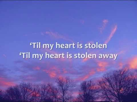 Brandon Heath - Stolen - Lyrics