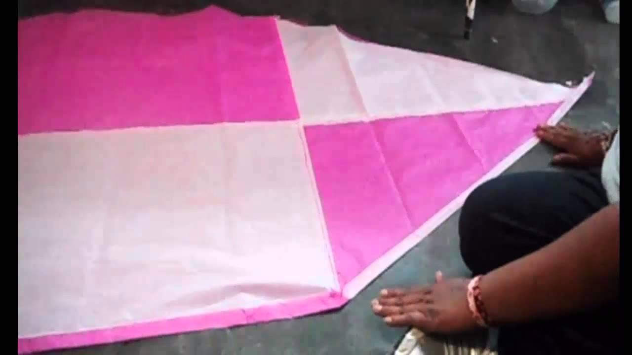 Como hacer un globo aerostatico de papel paso a paso parte for Hacer piscina de obra paso a paso