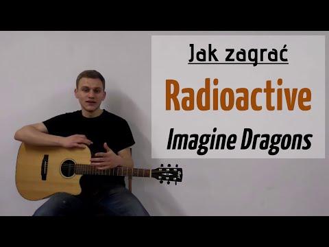 #38 Jak Zagrać Radioactive - Imagine Dragons Na Gitarze - JakZagrac.pl