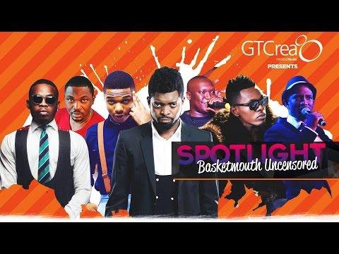 Gtcrea8 Presents Basketmouth Uncensored video