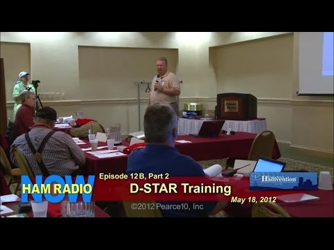 HamRadioNow Episode 12B, Part 2 of 3 - D-STAR Training Session 2012 Dayton Hamvention BLIP.mp4