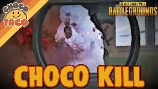 choco Mad, choco Nade, choco Kill ft. Halifax - chocoTaco PUBG Gameplay