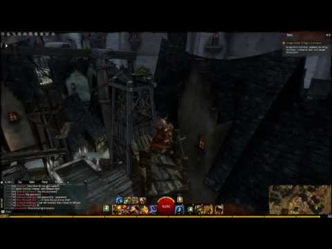 Guild Wars 2 - Hard Boiled Achievement Troll Version - Enter the Dead End house without possible.