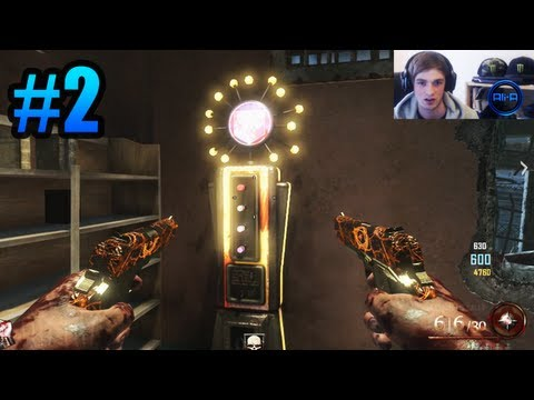 """CHALLENGE COMPLETE!?"" - Zombies w/ Ali-A #2 - Black Ops 2 ""Mob of the Dead"" Gameplay (Cell Block)"