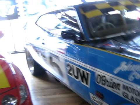 FORD falcon GT XA COUPE JOHN GOSS KEVIN BARTLETT BATHURST WINNER
