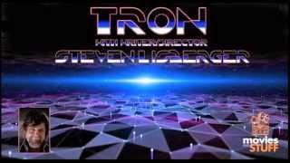 Steven Lisberger Interview (Tron Review)